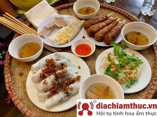 Bánh cuốn Bà Hanh Hà Nội
