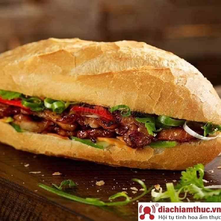 Bánh mì 1994 Nha Trang