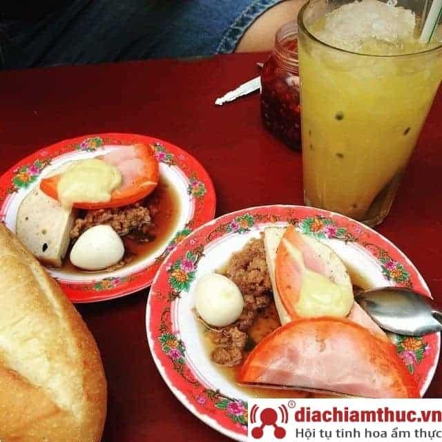 Bánh mì Pate Chu Văn An Đà Nẵng