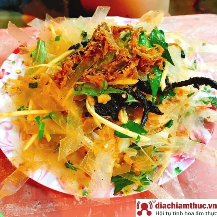 Bánh tráng trộn Bảo Ngọc Nha Trang