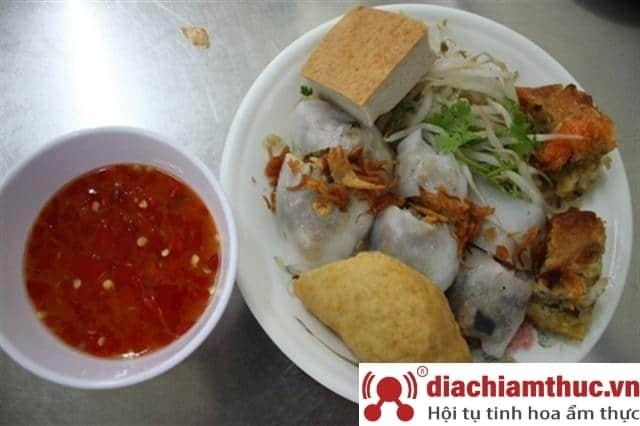 Bánh ướt Nguyễn Cư Trinh Quận 1 Sài Gòn