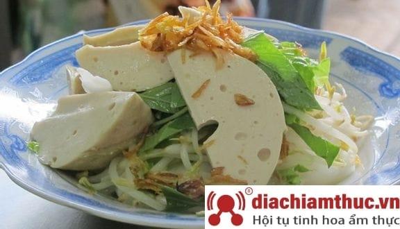 Bánh ướt Nguyễn Cư Trinh Sài Gòn