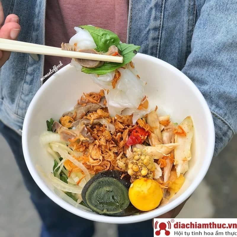 Bánh ướt lòng gà Bảo Thư Quận 10 Sài Gòn