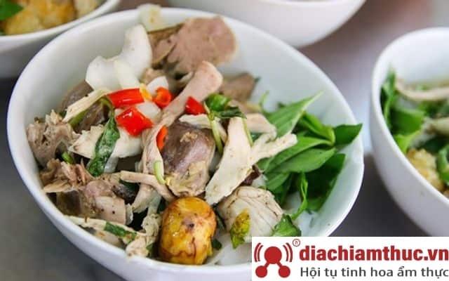 Bánh ướt lòng gà Bảo Thư Sài Gòn