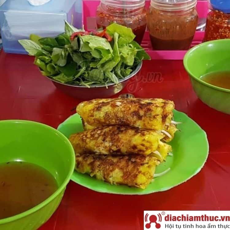Bánh xèo Bình Thuận Bình Thạnh