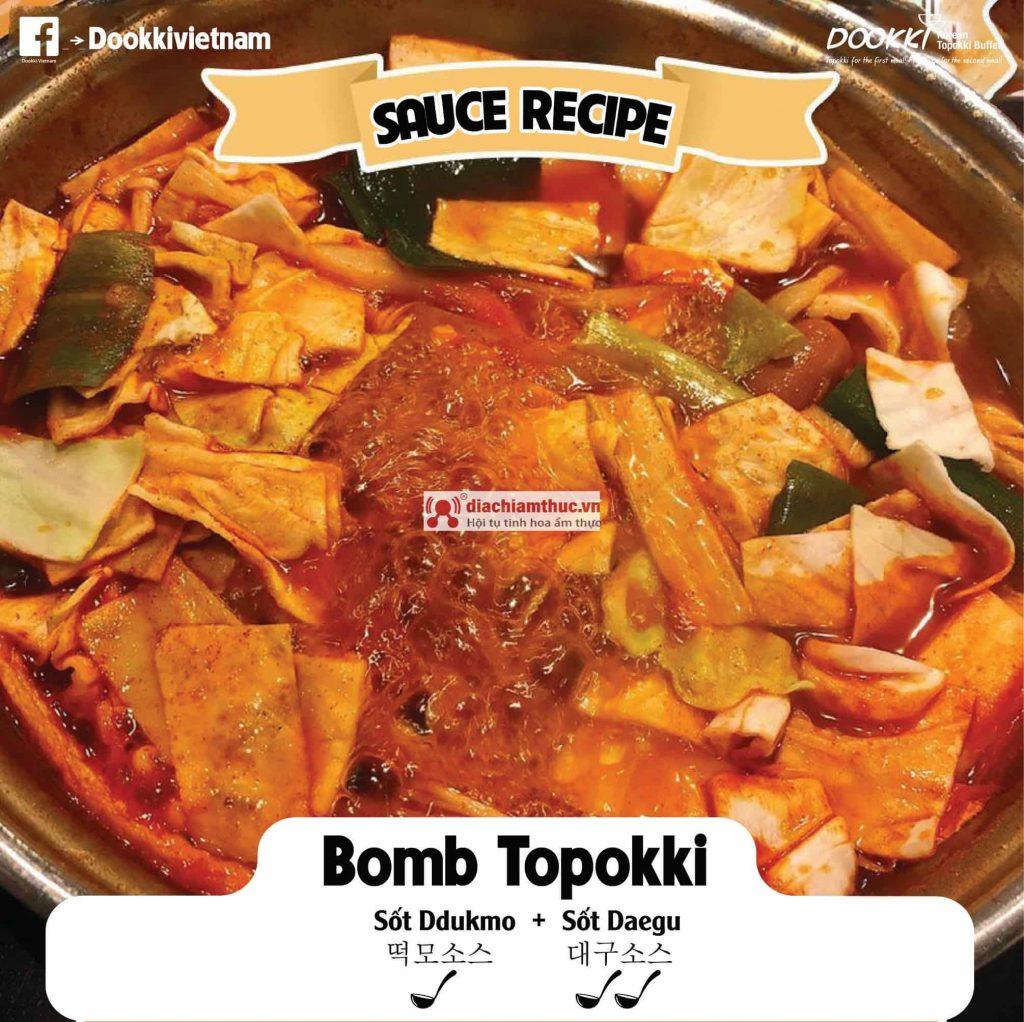 Bomb Topokki