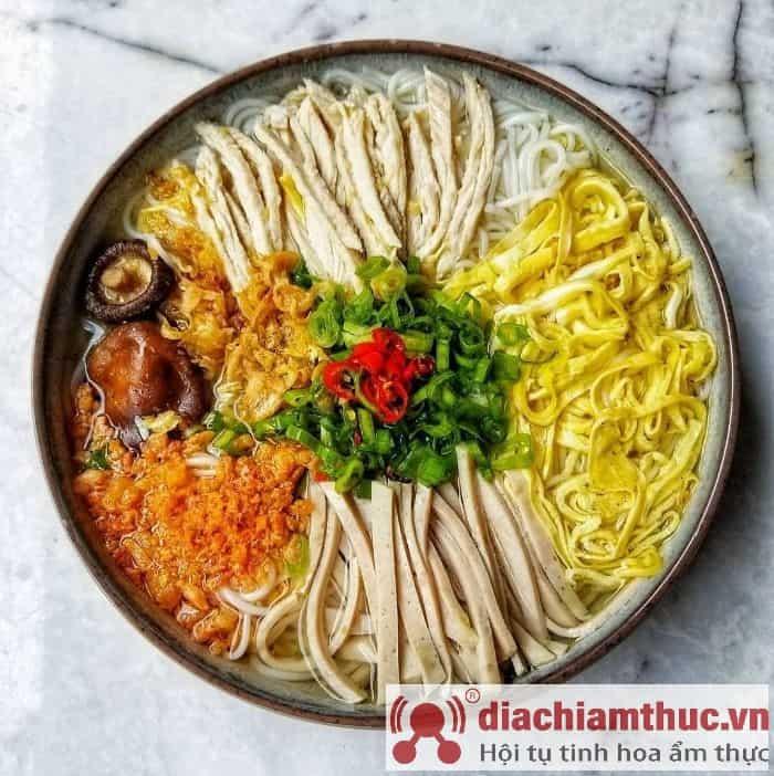 Bún Thang Hà Nội