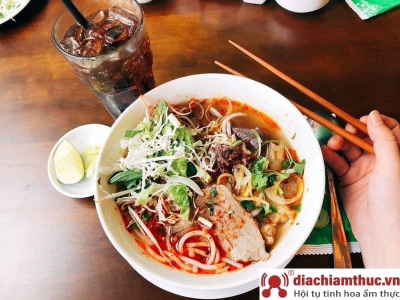 Bún bò Huế An Hòa – Landmark 81 Sài Gòn