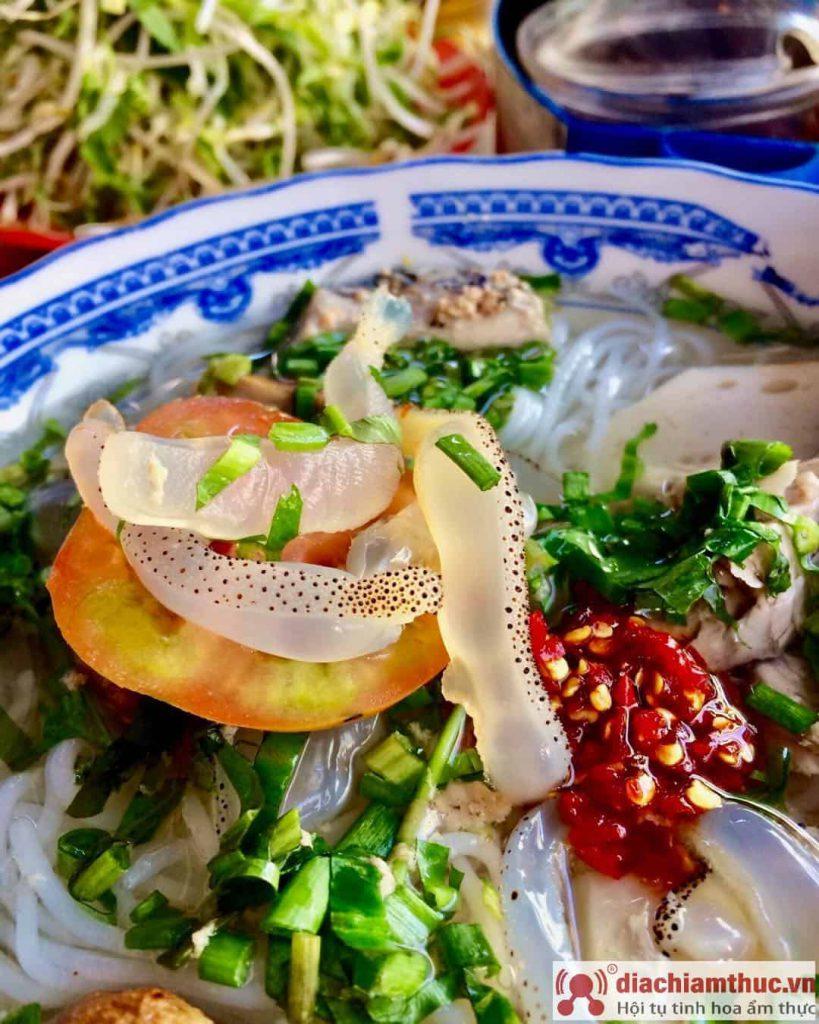 Bún cá Dốc Lết Nha Trang