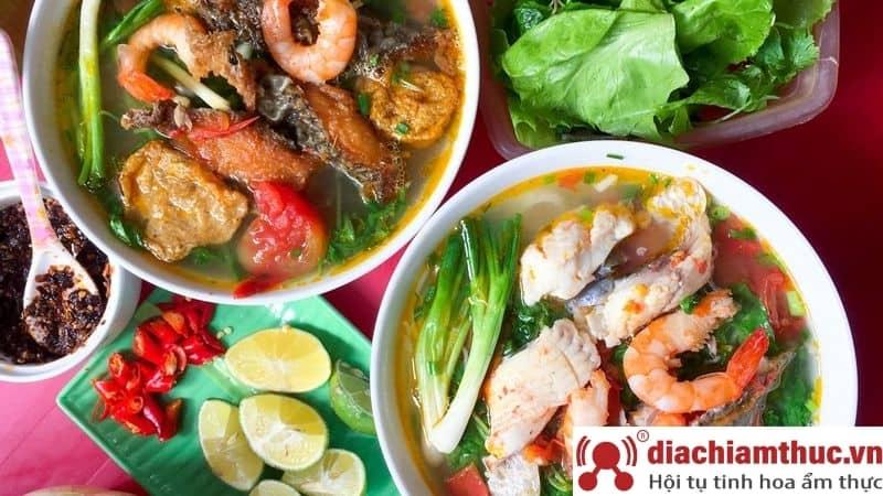 Bún cá Văn Hà Nội