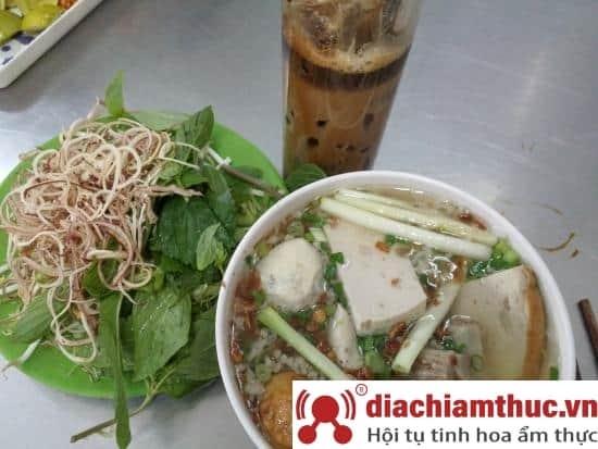 Bún mọc Thanh Mai quận 1 Sài Gòn