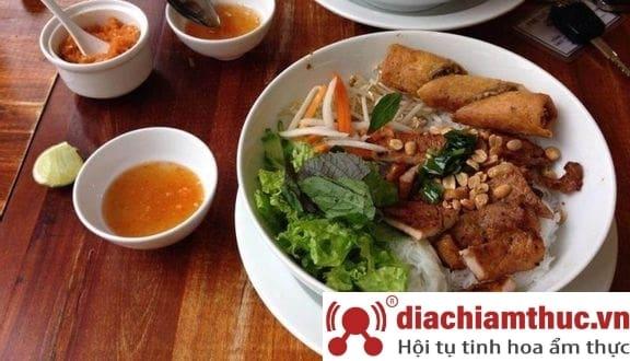 Bún thịt nướng Anh Ba Sài Gòn