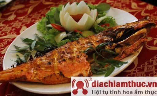 Cá da bò nướng muối ớt Phú Quốc
