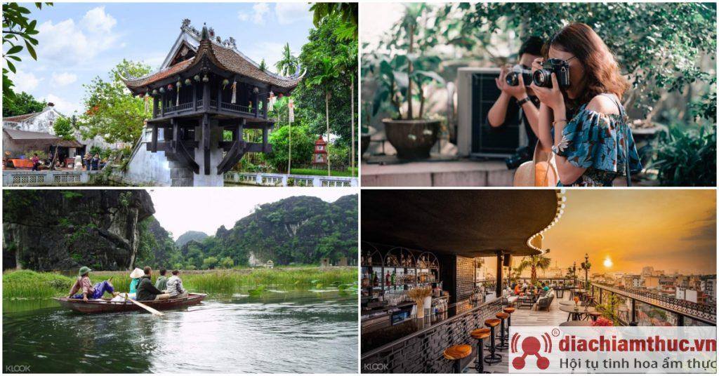 Các địa điểm du lịch Hà Nội