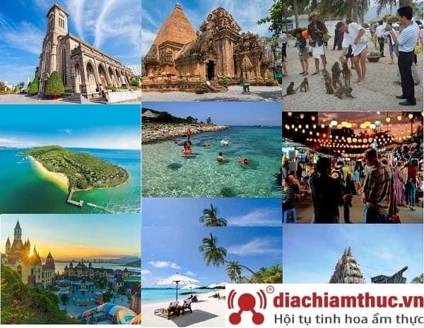 Các địa điểm du lịch Nha Trang