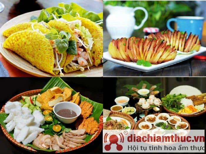 Các món ngon Sài Gòn