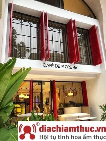 Café De Flore quận Ba Đình Hà Nội