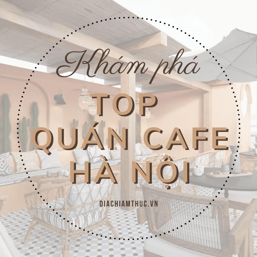 Cafe Hà Nội