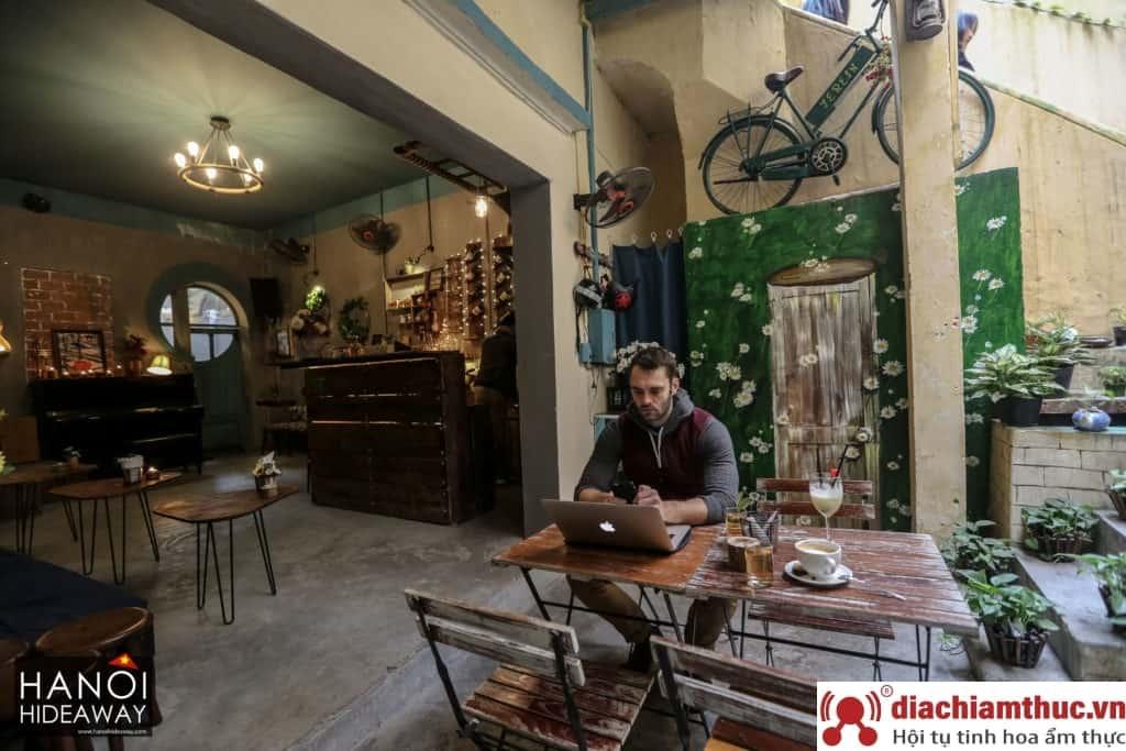 Circle Coffee quận Hoàn Kiếm Hà Nội
