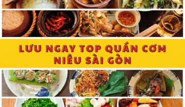Cơm niêu Sài Gòn