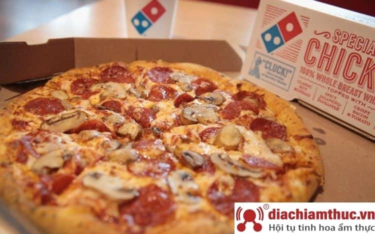 Domino's Pizza TP. HCM