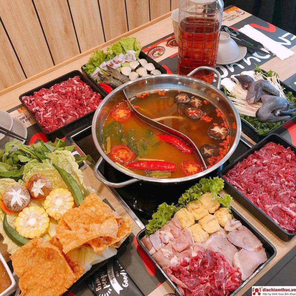 Food House Thái Hà Hà Nội