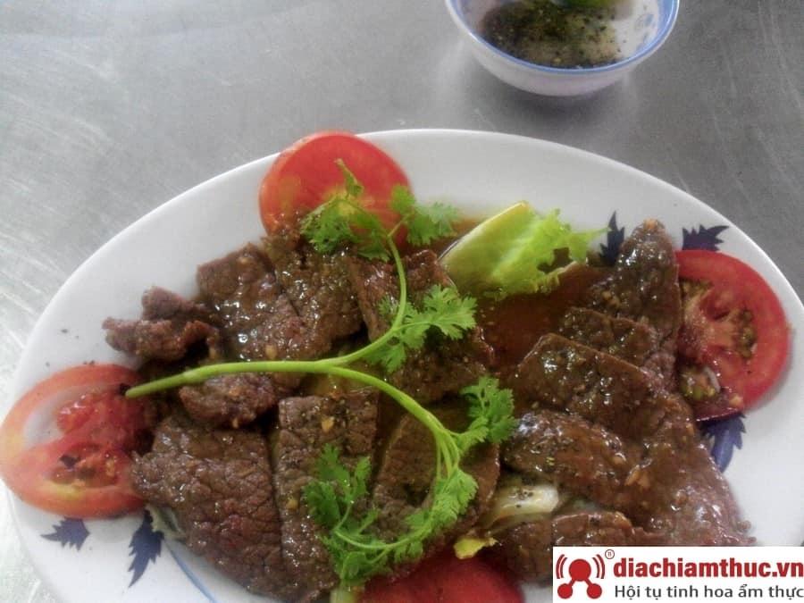 Gié bò Tây Sơn Quy Nhơn