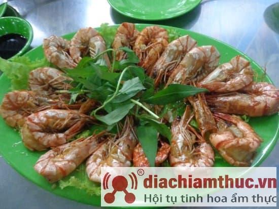 Hải sản Bãi Dương Nha Trang