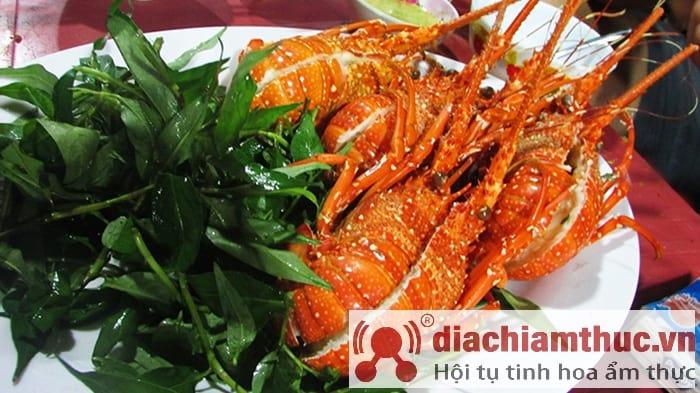 Hải sản Bờ Kè Nha Trang