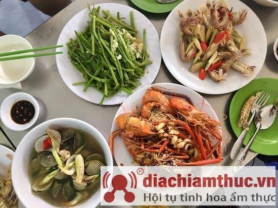 Hải sản Xuân Anh Nha Trang