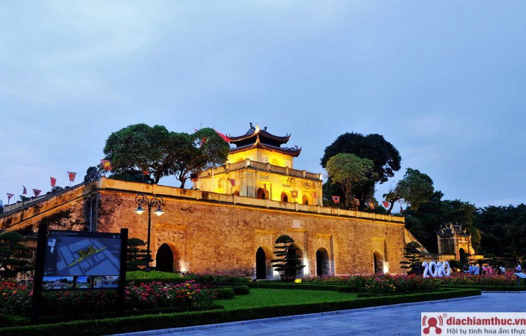 Hoàng Thành Thăng Long Hà Nội