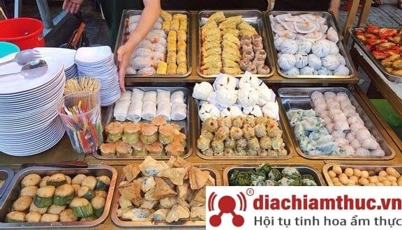 Hongkong Street Food Lê Gia
