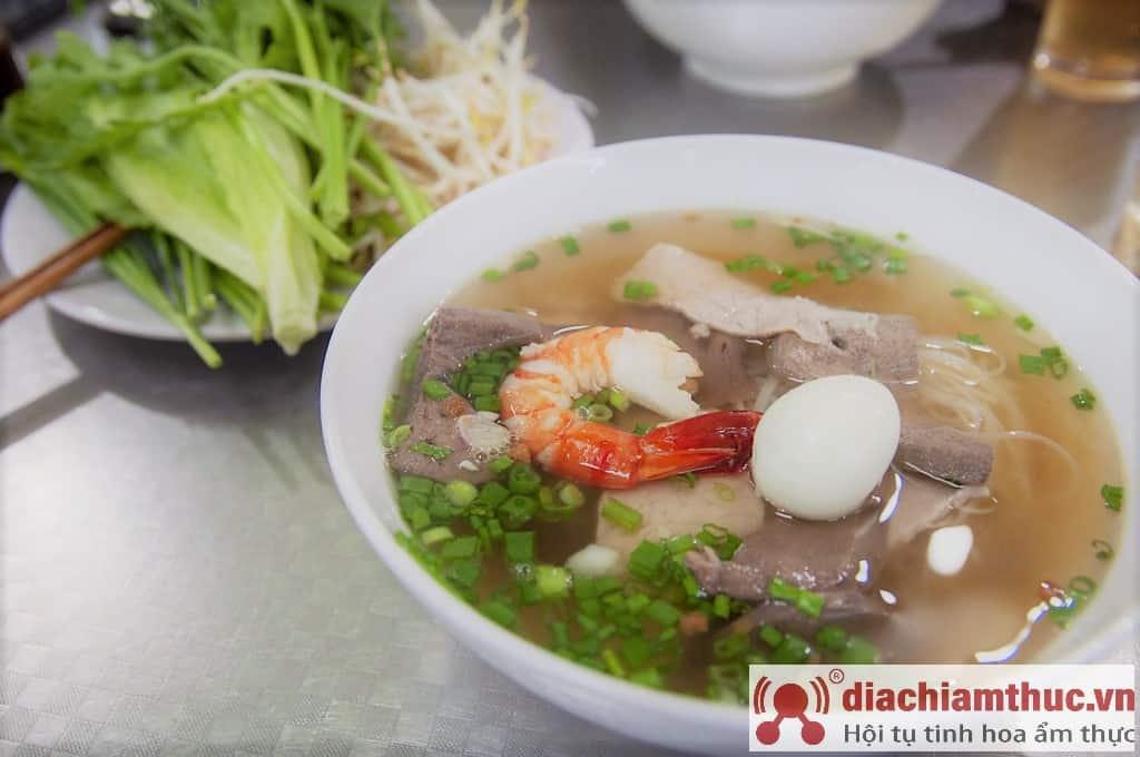 Hủ tiếu Nam Vang Anh Hồ Vũng Tàu