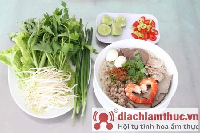 Hủ tiếu Nam Vang Tài Anh Sài Gòn
