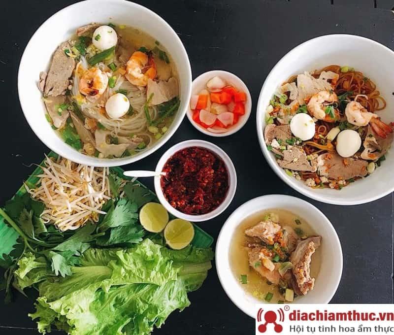 Hủ tiếu Nam Vang Trần Phú Huế