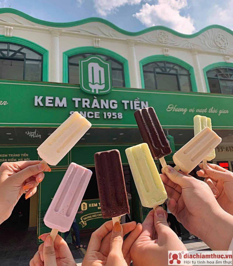 Kem Tràng Tiền Hà Nội
