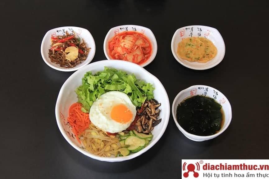 Kimchi Kimchi Quận 1 HCM