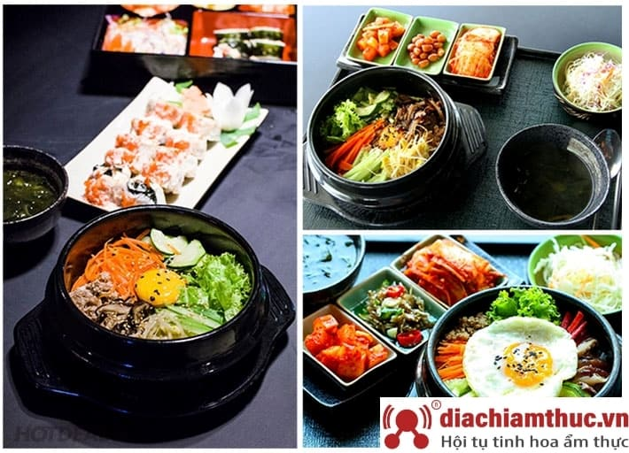 Kimchi Kimchi Quận 1 SG