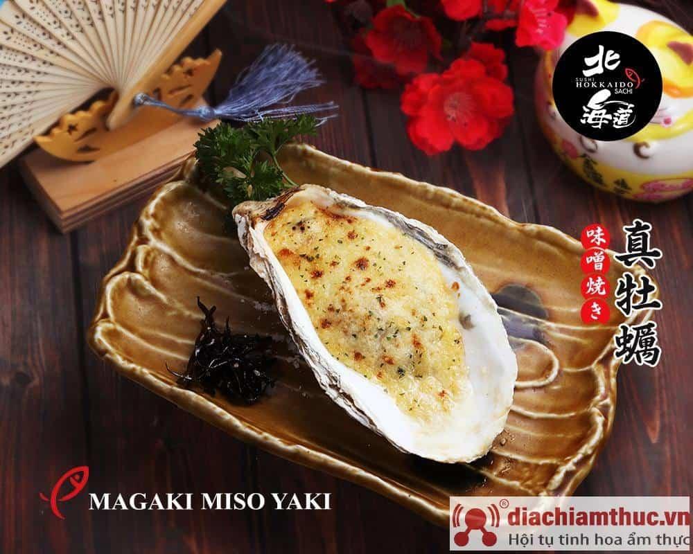 Magaki miso yaki