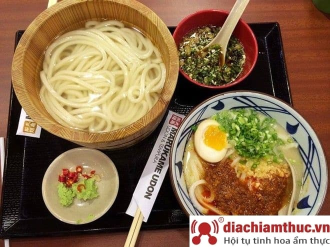 Marukame Udon Quận 1 HCM