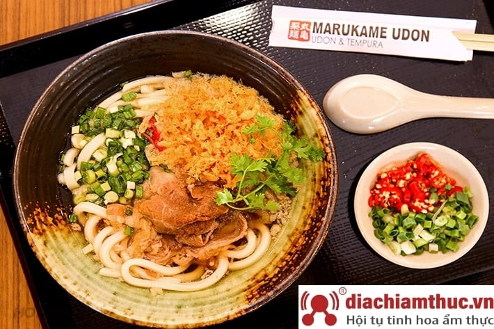 Marukame Udon Quận 1 SG