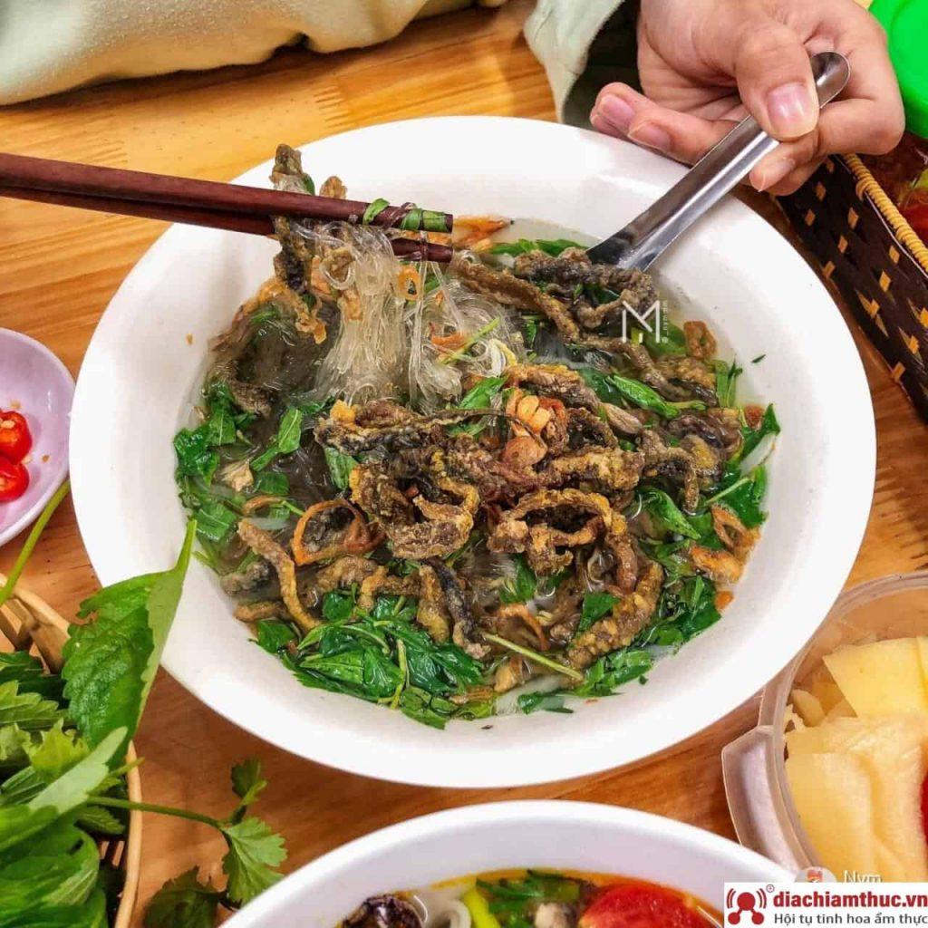 Miến lươn Đông Thịnh Hà Nội