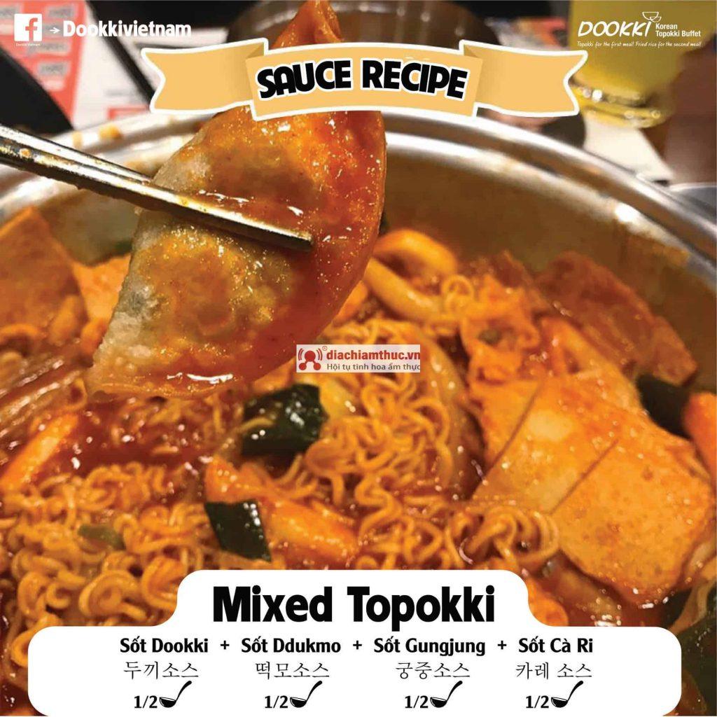 Mixed Topokki
