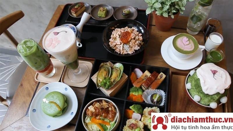 Morico Japanese Restaurant & Café Quận 1 HCM