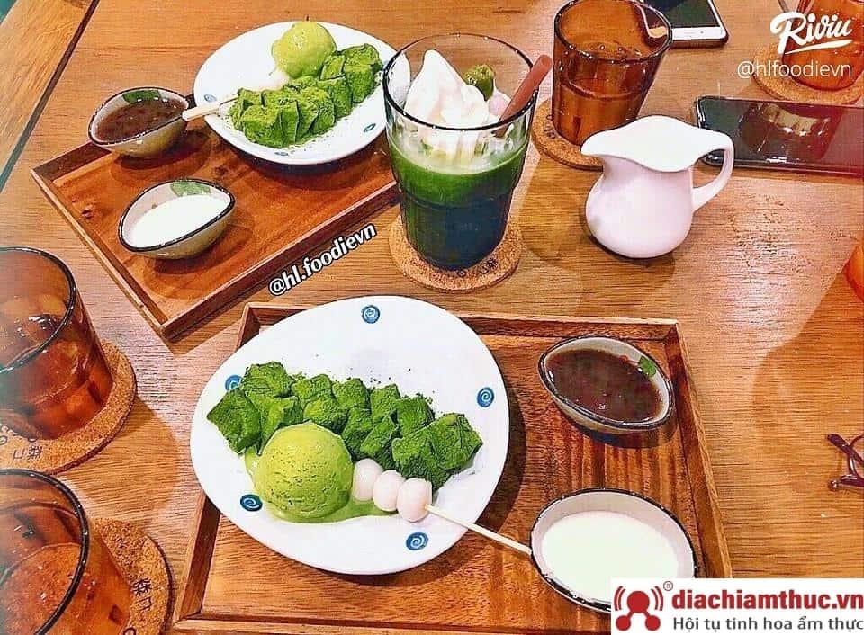 Morico Japanese Restaurant & Café Quận 1 SG