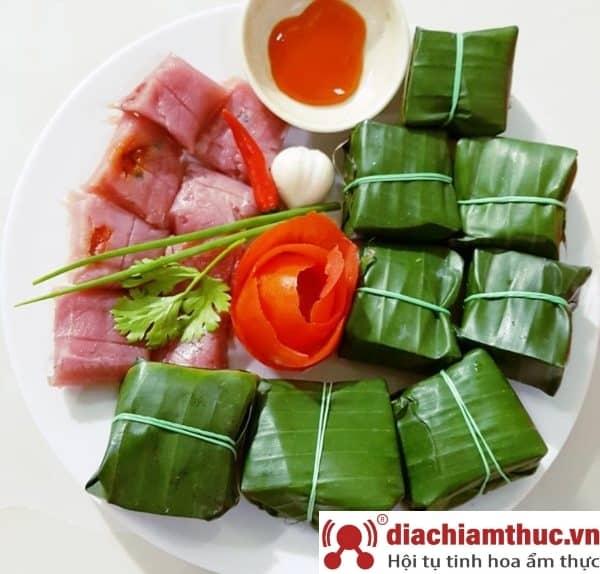 Nem chua Chợ Huyện Bình Định