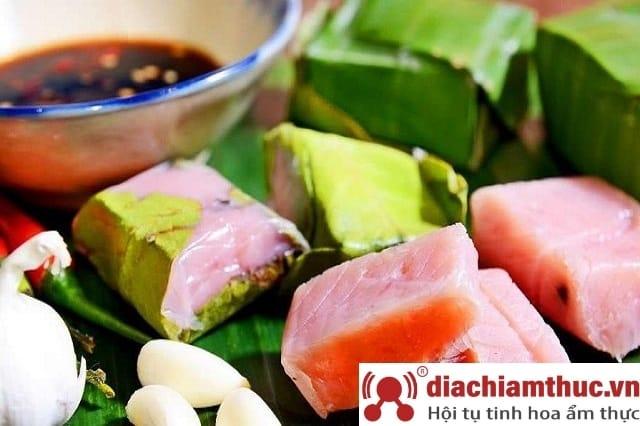 Nem chua Chợ Huyện Quy Nhơn Bình Định
