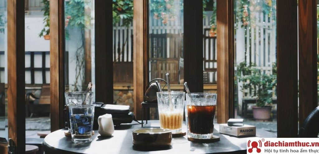 Nhà Trong Ngõ Cafe - Hà Đông Hà Nội
