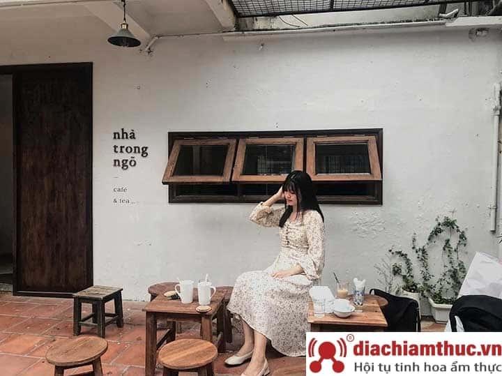 Nhà Trong Ngõ Cafe quận Hà Đông