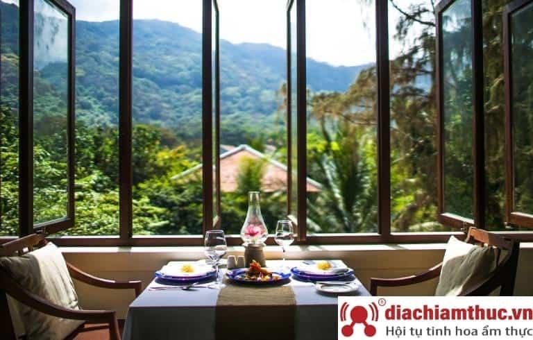 Nhà hàng Bistro Des Iles huyện Côn Đảo